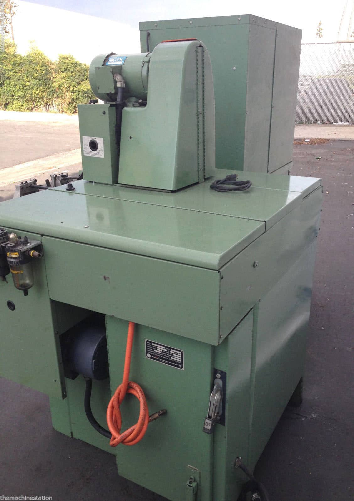 USED-Sunnen Honing Machine Model MBC-1804D - MachineStation