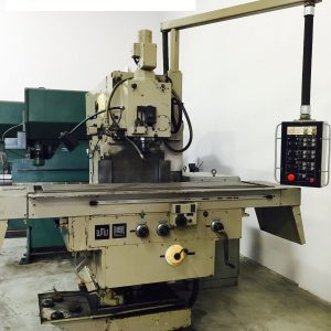 WMW FQ 400 Vertical Milling