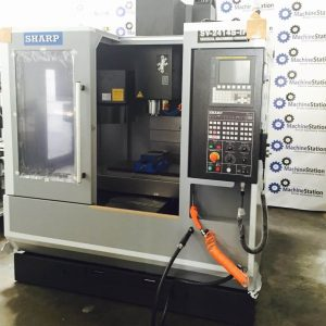NEW-SHARP Vertical Machining Center Model SV-2414S-IF