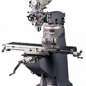 NEW SHARP LMV 50 DIGITAL VARIABLE SPEED VERTICAL KNEE MILLING