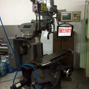 BRIDGEPORT EZ TRAK CNC MILLING MACHINE