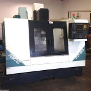 FEMCO FV20 CNC VERTICAL MACHINING CENTER