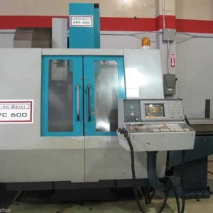 Akira Seiki APC 600 CNC Vertical Machining Center