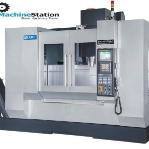 New Sharp SVL-4525SX-M Vertical Machining CenterNEW-SHARP VERTICAL MACHINING CENTER Model SVL-4525SX-M
