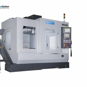 NEW-SHARP VERTICAL MACHINING CENTER Model SVL-4020SX-F