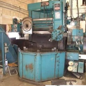 Bullard Dynatrol 46inch Vertical Boring Mill