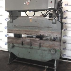 DIACRO 16 72 HYDRO MECHANICAL PRESS BRAKE