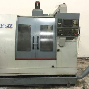 Femco Vertical Machining Center Femtec FV 20