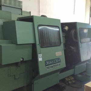 Okuma LC20M 4Axis CNC Lathe