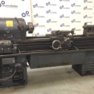 USED-LeBLOND DUAL DRIVE GEARED HEAD ENGINE LATHE