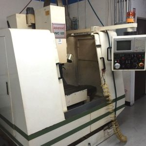 Mighty Comet 500P Vertical Machining Center