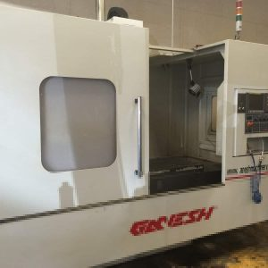 Ganesh VMC 4924 CNC Vertical Machining Center