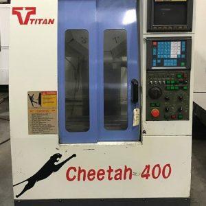 TONG TAI TITAN CNC Drill Tap Center
