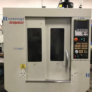 Hardinge Bridgeport DT480