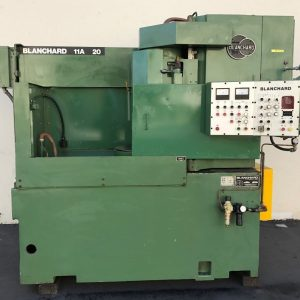 BLANCHARD 20 ROTARY SURFACE GRINDER