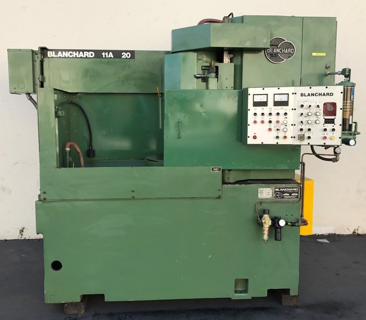 rotary surface grinder. blanchard-11a-20-rotary-surface-grinder rotary surface grinder