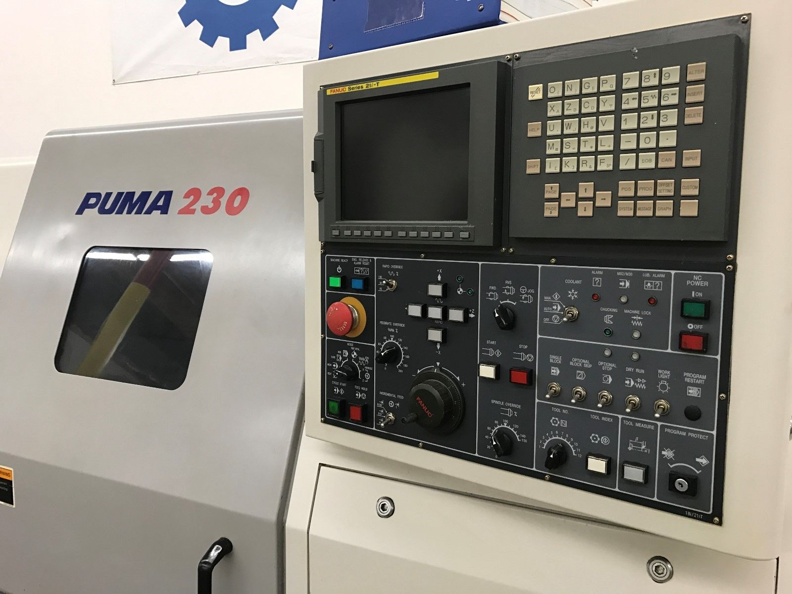 daewoo puma 230c cnc turning center machinestation rh machinestation us Home CNC Machine Types of CNC Machines