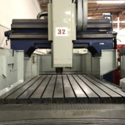 used-mighty-viper-vertical-machining-center