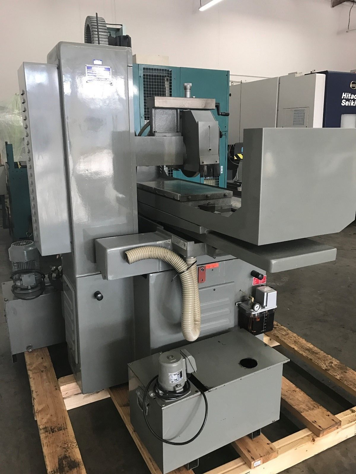 Sharp Sh 1224 Hydraulic Surface Grinder Machinestation