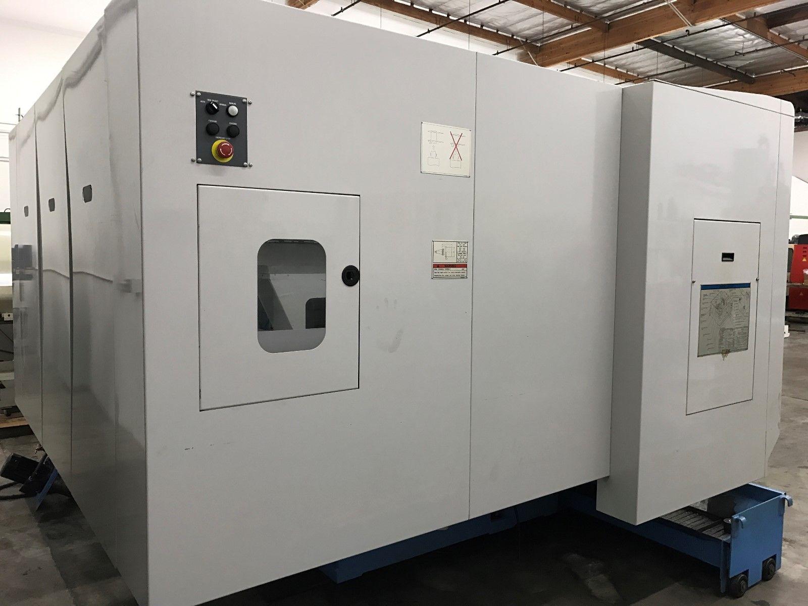 Mazak VTC 200B Vertical Machining Center - MachineStation