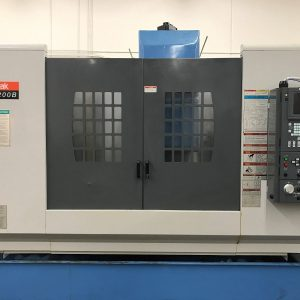 Mazak VTC 200B Vertical Machining Center