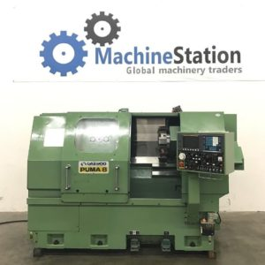 DAEWOO PUMA 8 CNC TURNING CENTER