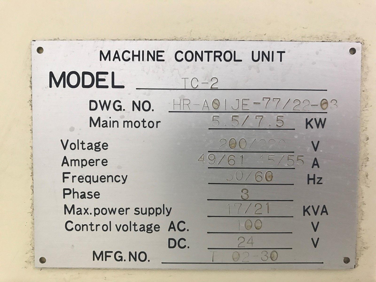 ... used-cnc-turning-center