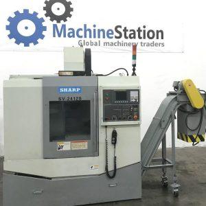 SHARP SV-2412S CNC