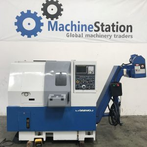 DAEWOO LYNX 210 CNC