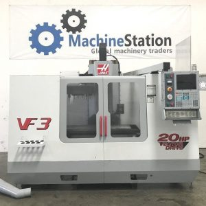 Haas VF-3B VMC