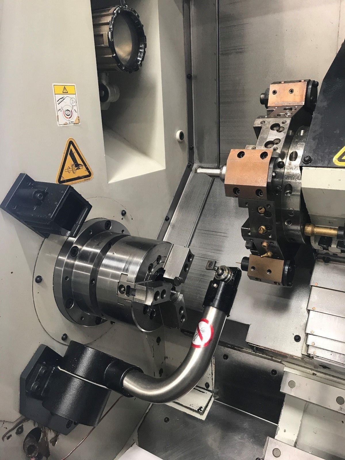 Small Cnc Mill >> Hurco TM6 CNC Turning W/ Tailstock - MachineStation