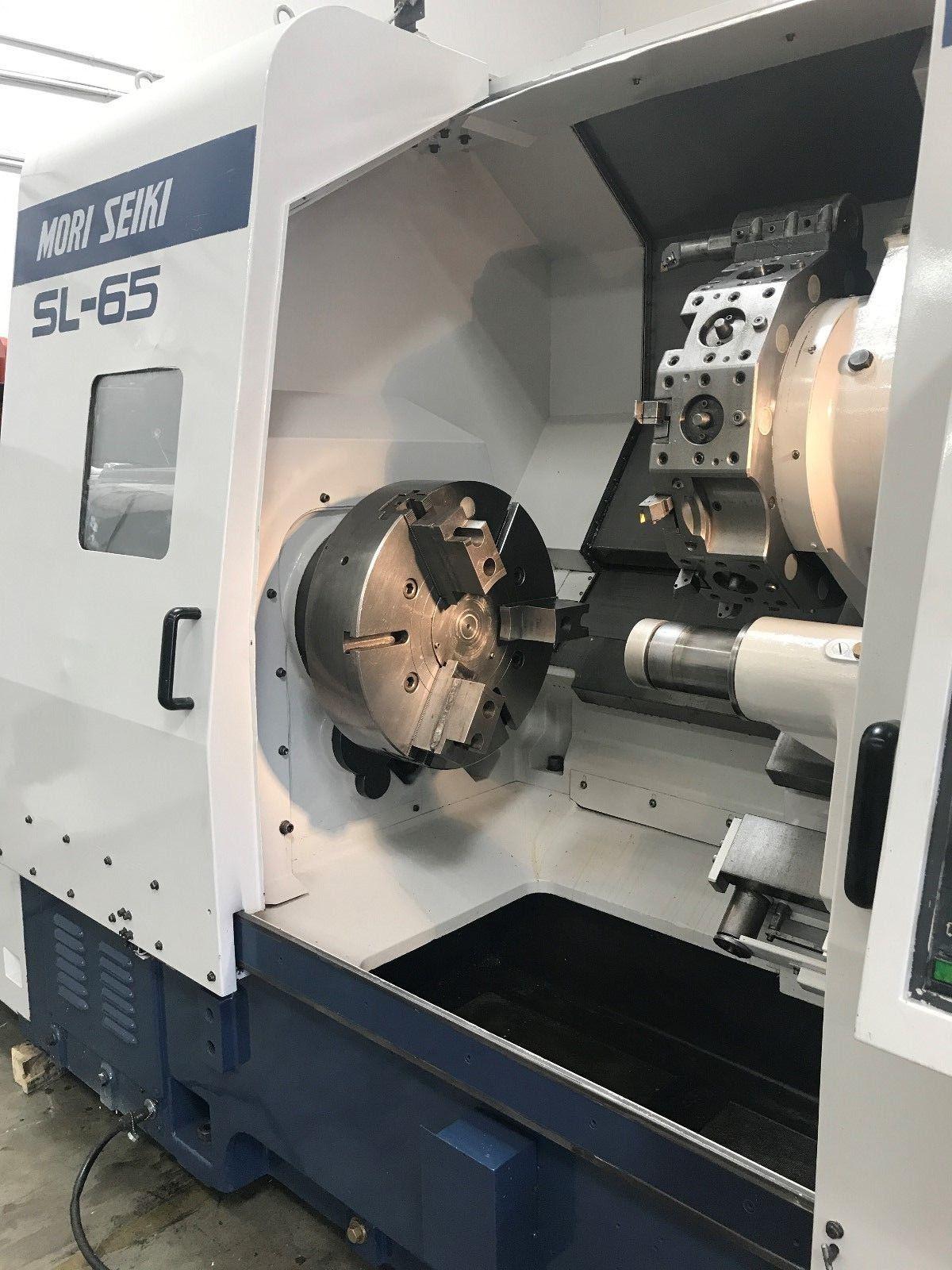 Mori Seiki Sl 65 Cnc Turning Center Machinestation