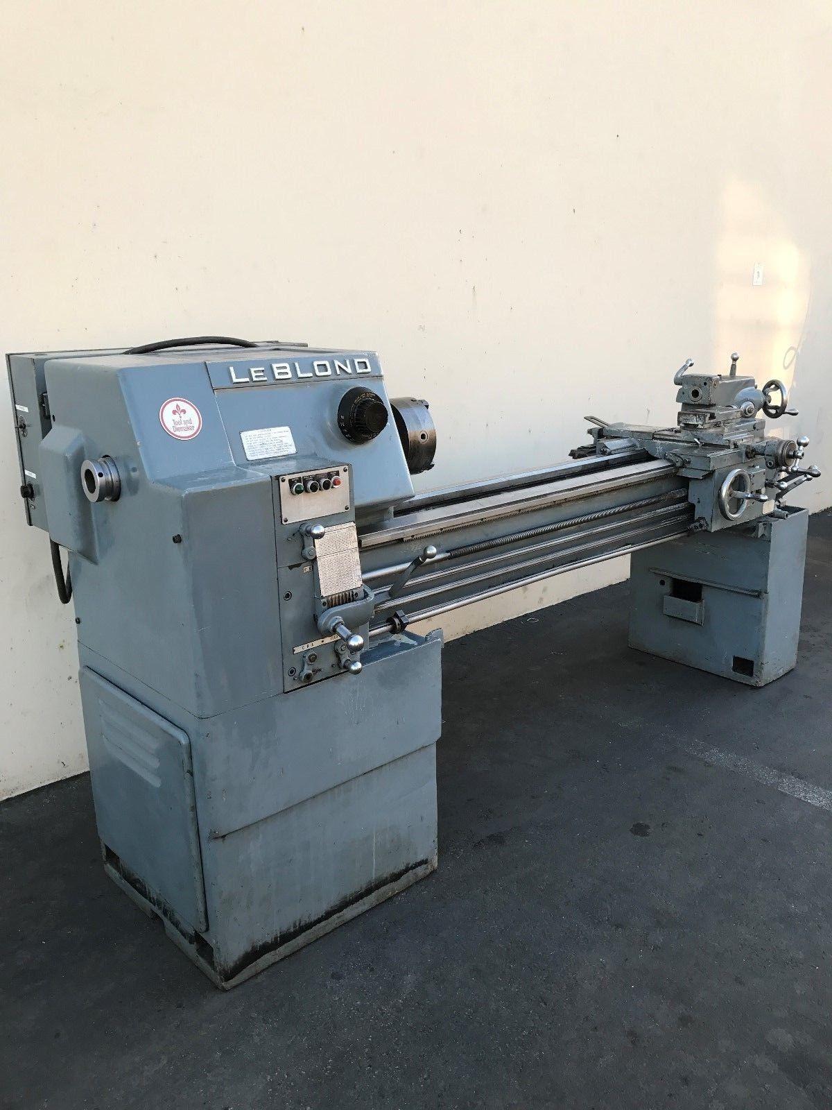 leblond-tool-die-maker-14x54-lathe - MachineStation