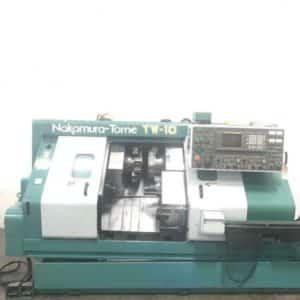 NAKAMURA TW-10MM CNC