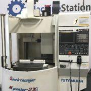 Kitamura MyCenter 2Xi Sparkchanger CNC Machining Center Main b