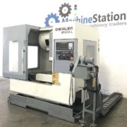 Used CHEVALIER QP-2033L VERTICAL MACHINING CENTER b