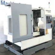 Used CHEVALIER QP-2033L VERTICAL MACHINING CENTER c