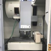Used CHEVALIER QP-2033L VERTICAL MACHINING CENTER d