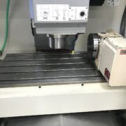 Used CHEVALIER QP-2033L VERTICAL MACHINING CENTER e