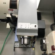 Used CHEVALIER QP-2033L VERTICAL MACHINING CENTER f