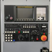 Used CHEVALIER QP-2033L VERTICAL MACHINING CENTER g