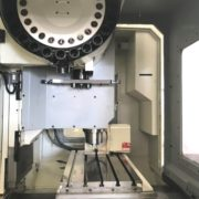 Used CHEVALIER QP-2033L VERTICAL MACHINING CENTER h