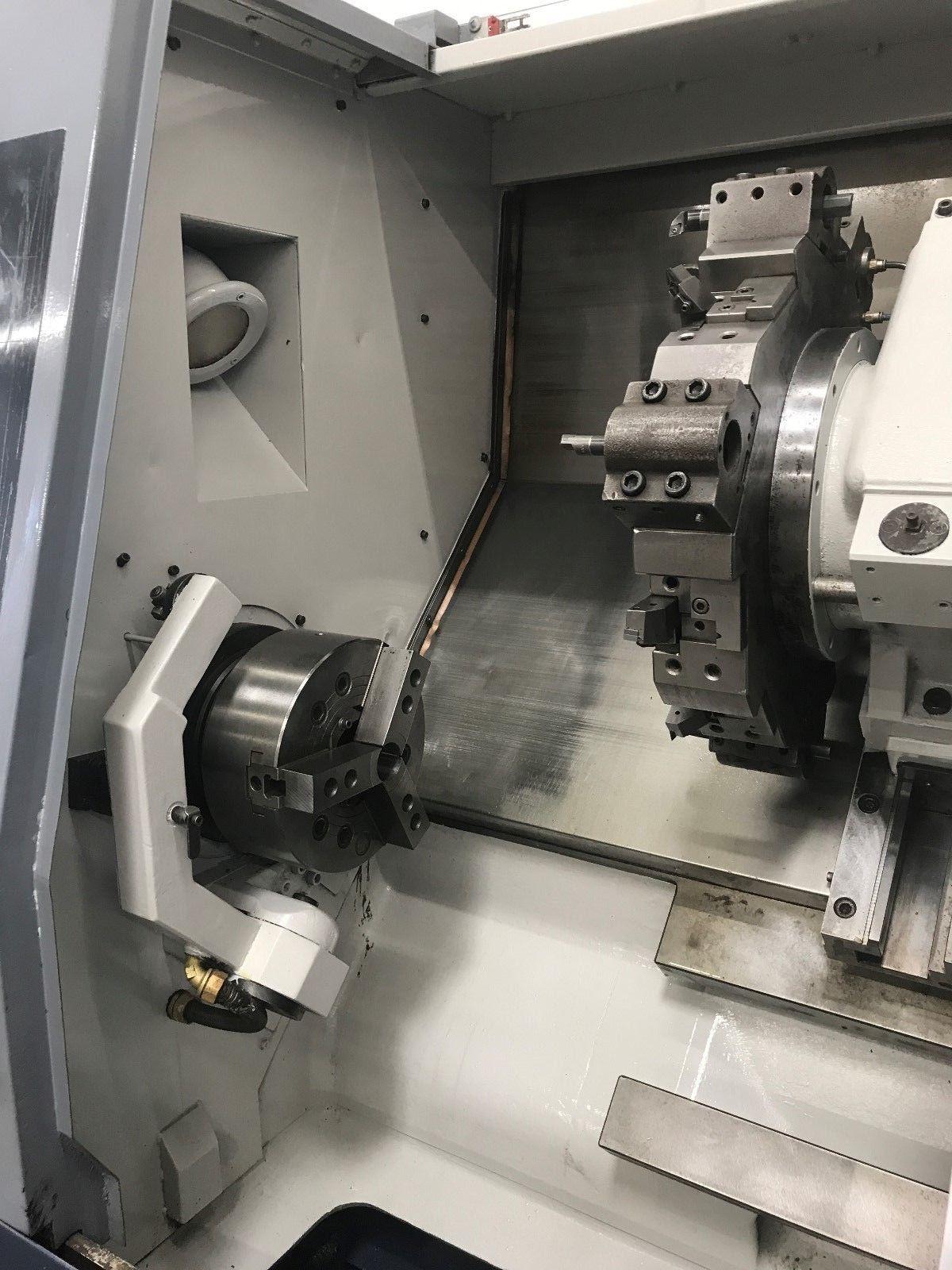 Mori Seiki SL-25B/500 CNC Turning Center - MachineStation