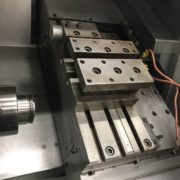 Takisawa EX-106K CNC Turning Center Gang Tool Lathe