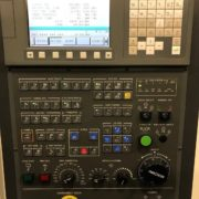Hwacheon Cutex 160A CNC Turning Fanuc Control