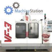 Used Haas VF-3 Vertical Machining Center California a