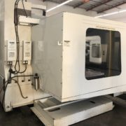 Used Haas VF-8 CNC Vertical Machining Center USA e