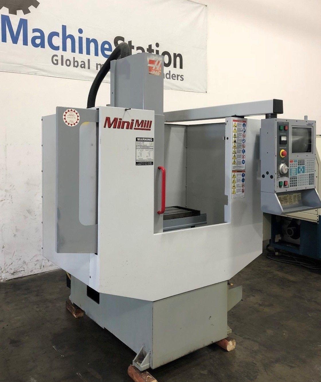 HAAS Mini Mill Vertical Machining Center - MachineStation