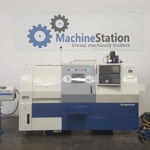 DAEWOO PUMA 230MS CNC