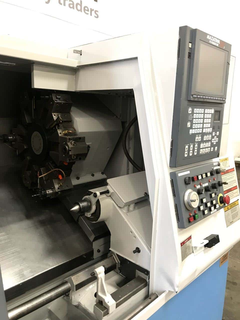 Mazak Quick Turn QT-250 CNC Turning Center - MachineStation